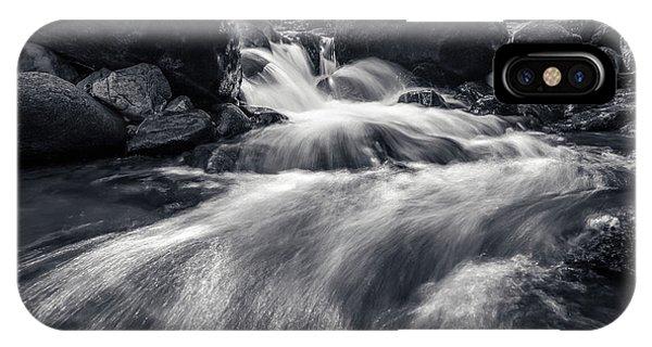 wild creek in Harz, Germany IPhone Case