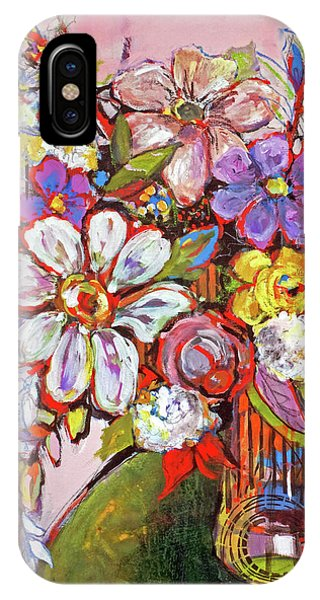 Wild Flowers IPhone Case