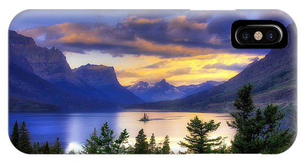 Wild Goose Island IPhone Case