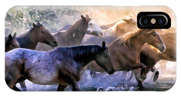 Wild Herd IPhone Case