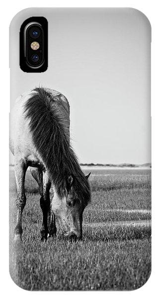Wild Mustang IPhone Case