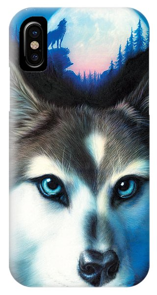 Andrew iPhone Case - Wild One by MGL Meiklejohn Graphics Licensing