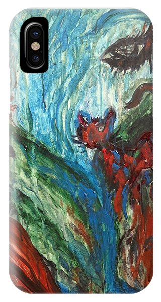 Wild Periscope Collaboration IPhone Case