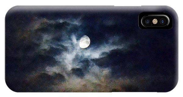 Wild Sky IPhone Case