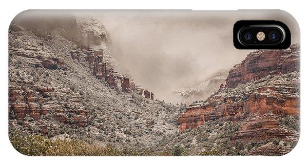 Boynton Canyon Arizona IPhone Case