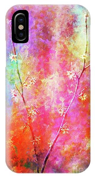 Wild, Wild, Witch Hazel IPhone Case