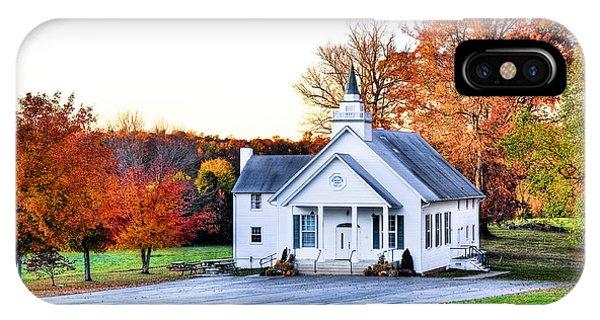 Wilderness Church IPhone Case