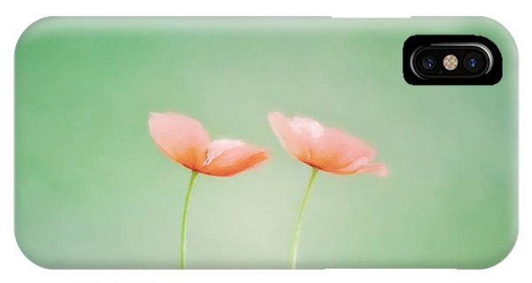 Wildflower Duet IPhone Case