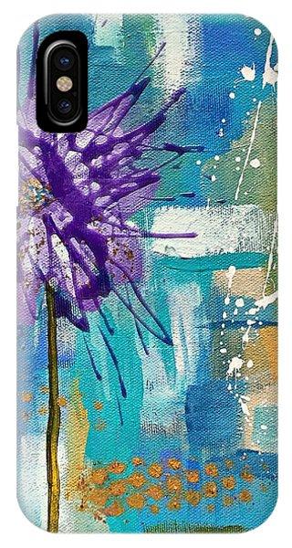 Wildflower No. 1 IPhone Case