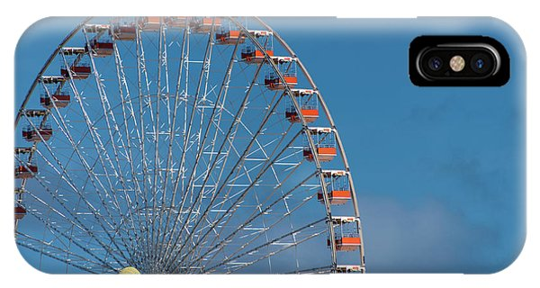 Wildwood Ferris Wheel IPhone Case