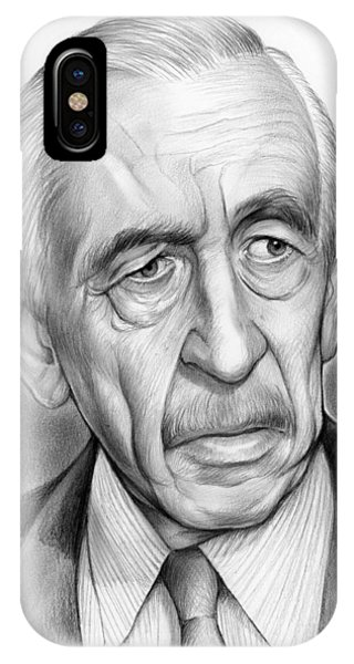 Ben iPhone Case - Will Wright by Greg Joens