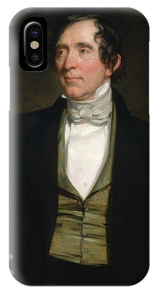 William C. Preston IPhone Case