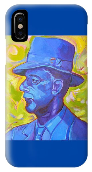 William Faulkner IPhone Case