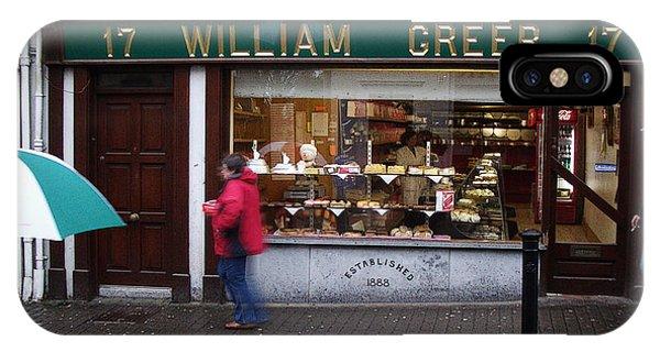 William Greer IPhone Case