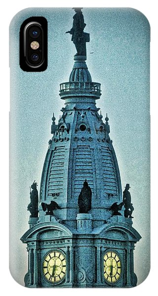 William Penn On Top IPhone Case