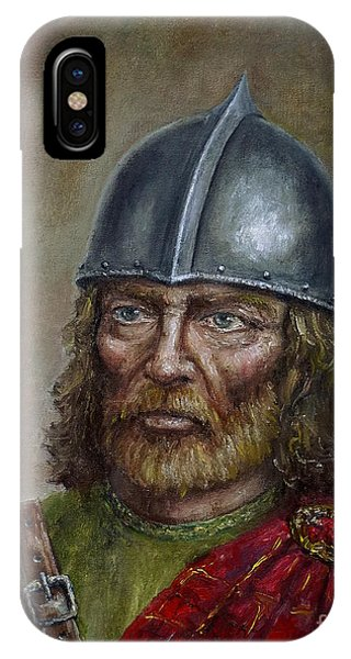 William Wallace IPhone Case