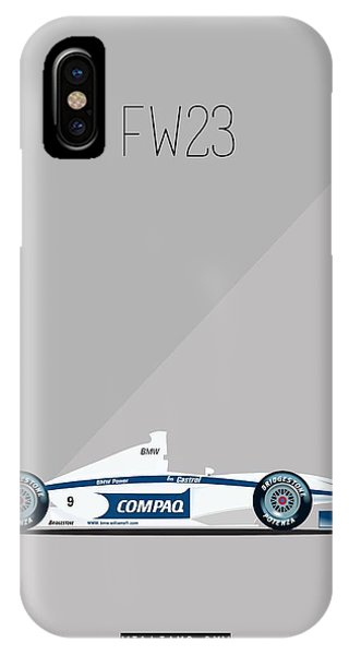 Williams Bmw Fw23 F1 Poster IPhone Case