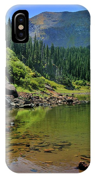 Williams Lake IPhone Case