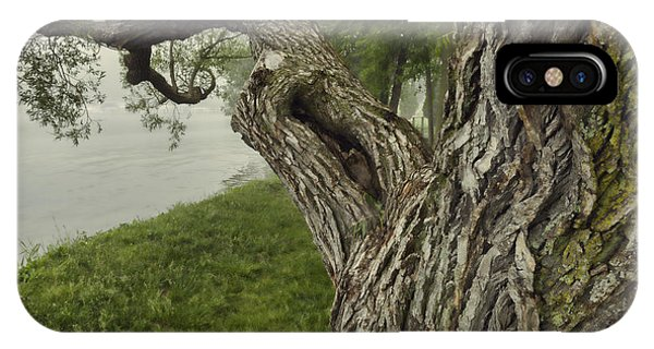 Willow Bay - Lake Geneva Wisconsin IPhone Case