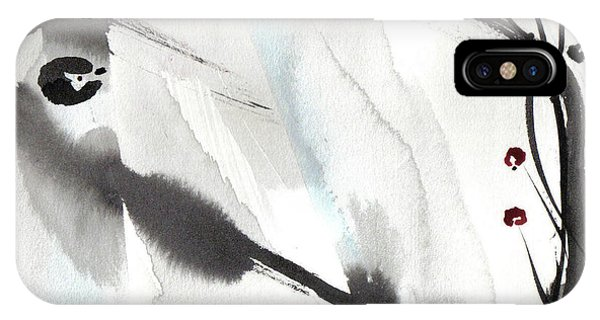 Willow Birds IPhone Case