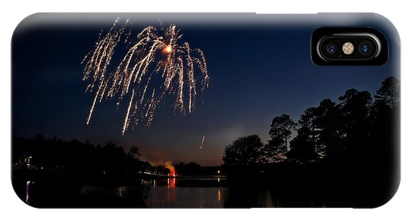 Willow Firework IPhone Case