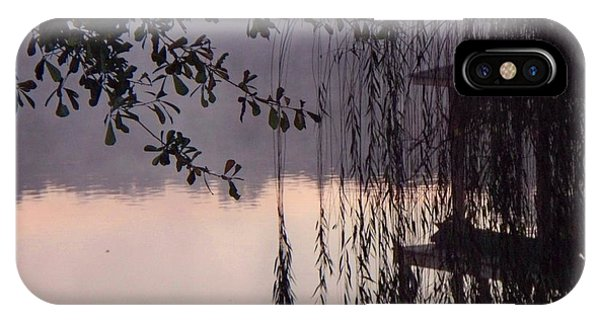 Willow's Dawn IPhone Case