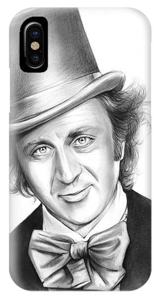 Willy Wonka IPhone Case