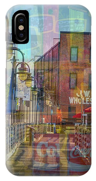 Wilmington North Carolina Riverfront IPhone Case