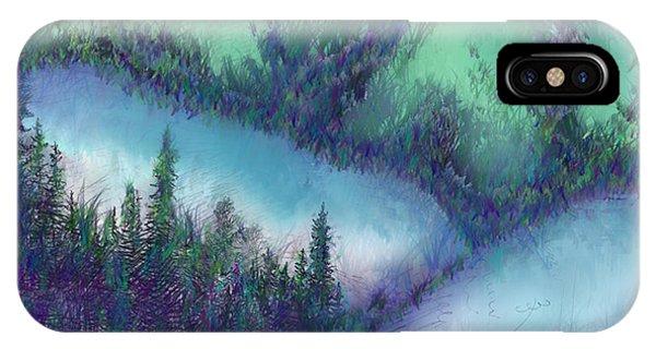 Wilmore Wilderness Area IPhone Case