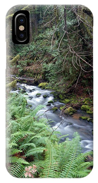 IPhone Case featuring the photograph Wilson Creek #14 by Ben Upham III