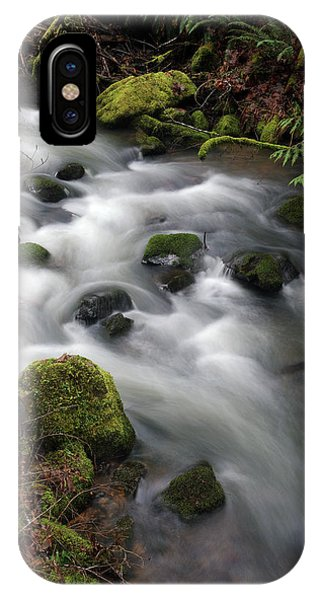 IPhone Case featuring the photograph Wilson Creek #15 by Ben Upham III