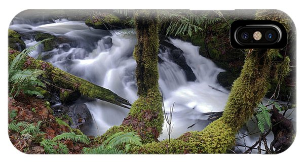 IPhone Case featuring the photograph Wilson Creek #16 by Ben Upham III