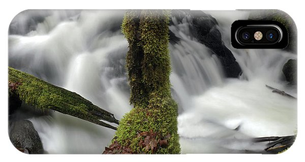 IPhone Case featuring the photograph Wilson Creek #17 by Ben Upham III
