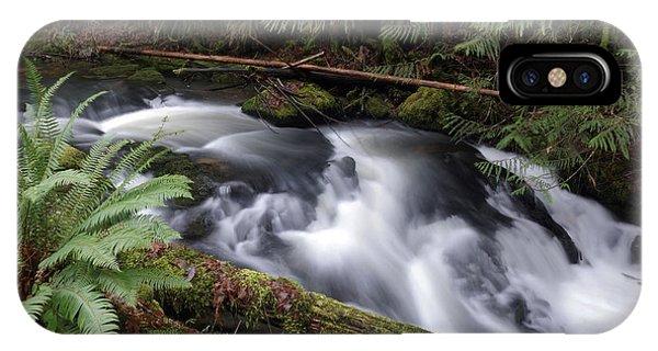 IPhone Case featuring the photograph Wilson Creek #18 by Ben Upham III