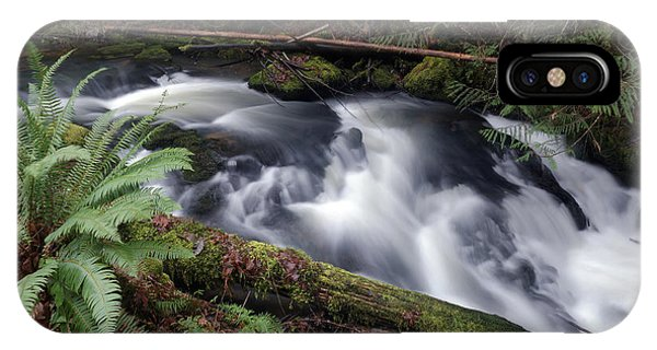 IPhone Case featuring the photograph Wilson Creek #19 by Ben Upham III