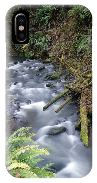 IPhone Case featuring the photograph Wilson Creek #20 by Ben Upham III