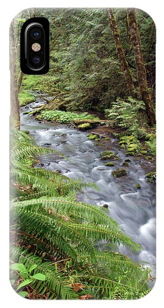 IPhone Case featuring the photograph Wilson Creek #21 by Ben Upham III