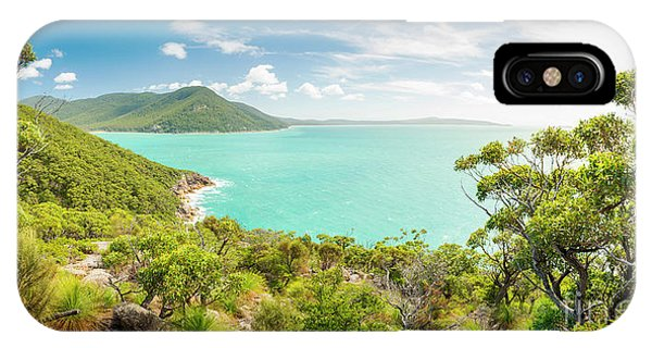 Wilsons Promontory iPhone Case - Wilsons Promontory Panorama by Tim Hester