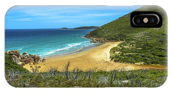 Wilsons Promontory iPhone Case - Wilsons Promontory Victoria by Benny Marty