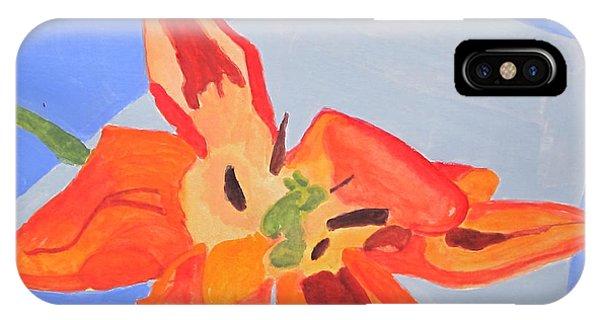 Wilted Tulip IPhone Case
