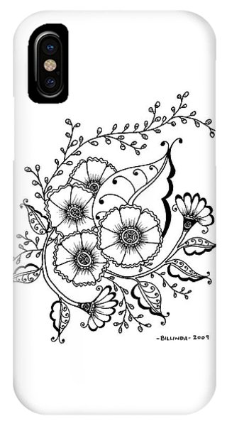 Wind Swept IPhone Case