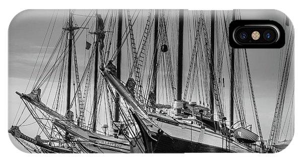 Windjammer Fleet IPhone Case