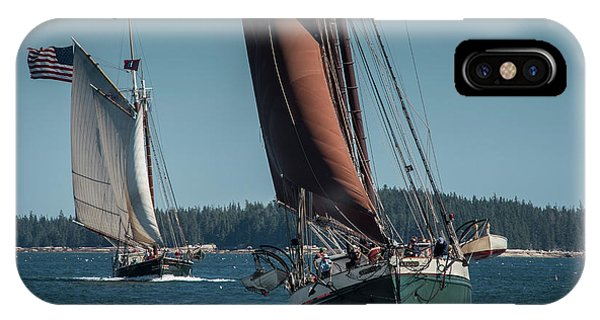 Windjammer Race IPhone Case
