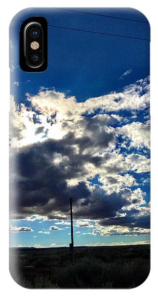 Windmill Lonely IPhone Case