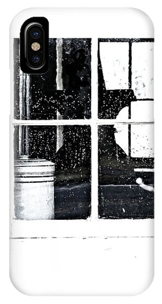 Window 3679 IPhone Case