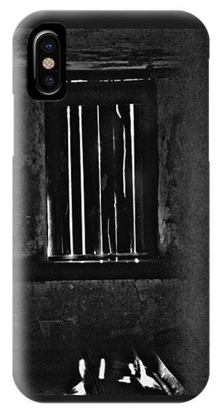 Window 3776 IPhone Case