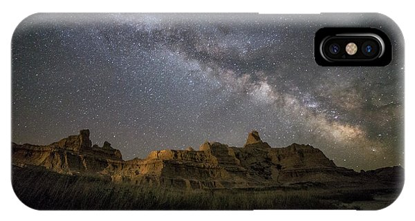 Light Paint iPhone Case - Window by Aaron J Groen