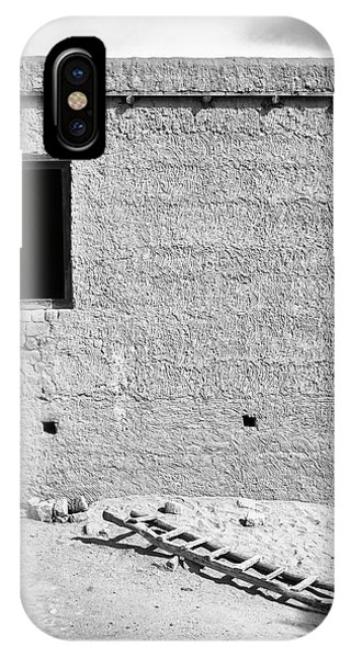 Window And Ladder, Shey, 2005 IPhone Case
