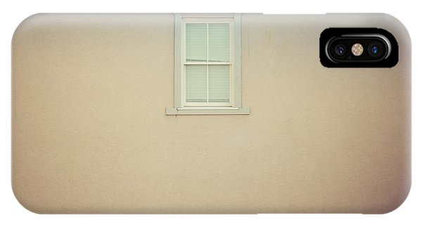 Window And Wall IPhone Case