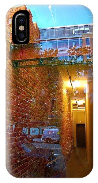 Window Art Lll Phone Case by Mark Lemon